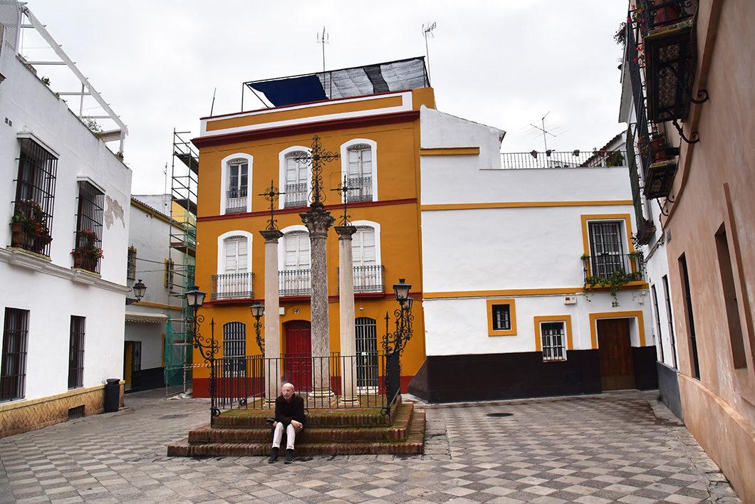 Destination Séville en hiver