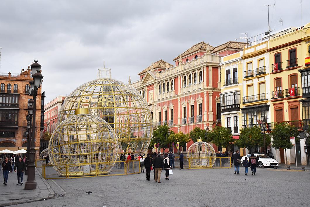Visites incontournables à Séville