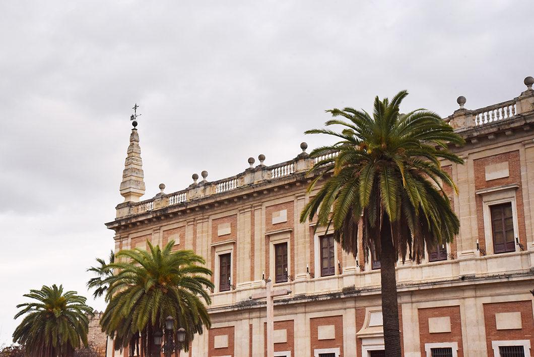Guide de Séville, visiter l'Alcazar