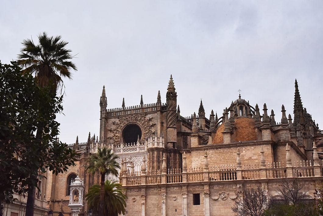 Guide des plus beaux endroits à Séville en Espagne, l'Alcazar