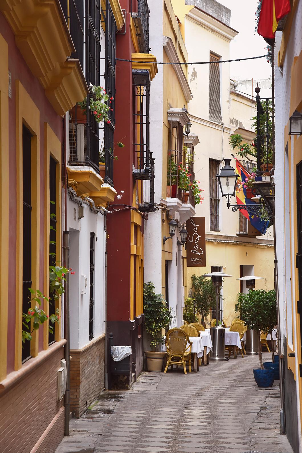 Un nouvel an à Séville