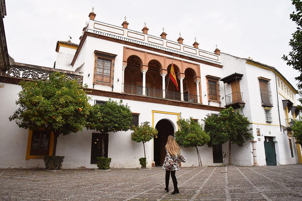 Visiter Séville et la Casa de Pilatos en hiver