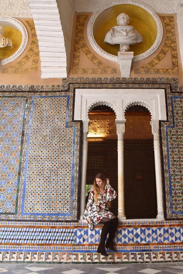 Les plus beaux spots de Séville, la Casa de Pilatos