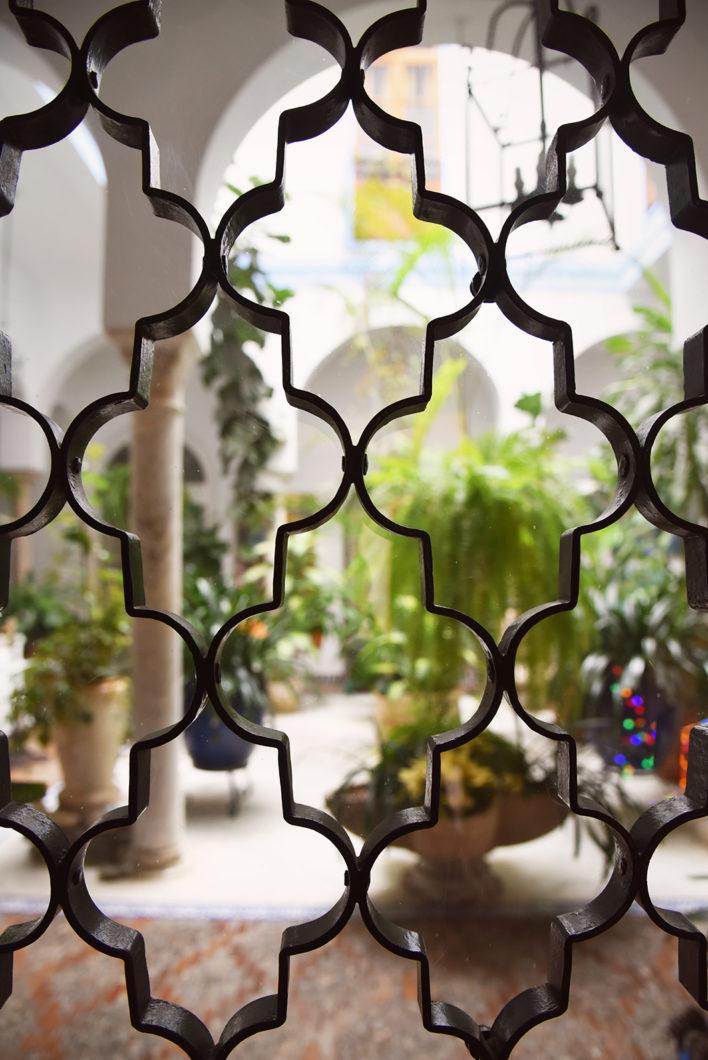 Architecture orientale à Séville