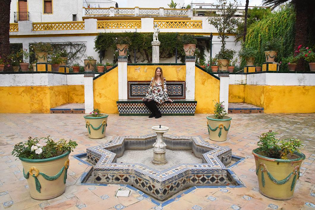 Visite de la Casa de Pilatos, visite incontournable à Séville