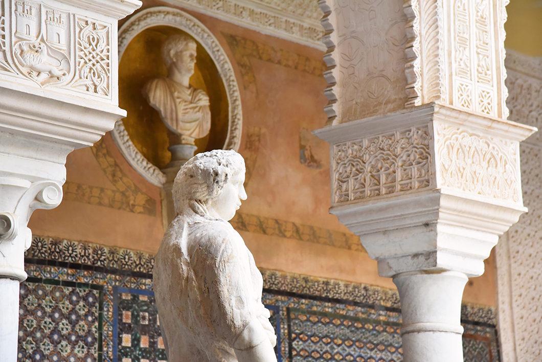 Visiter Séville en Espagne et la Casa de Pilatos