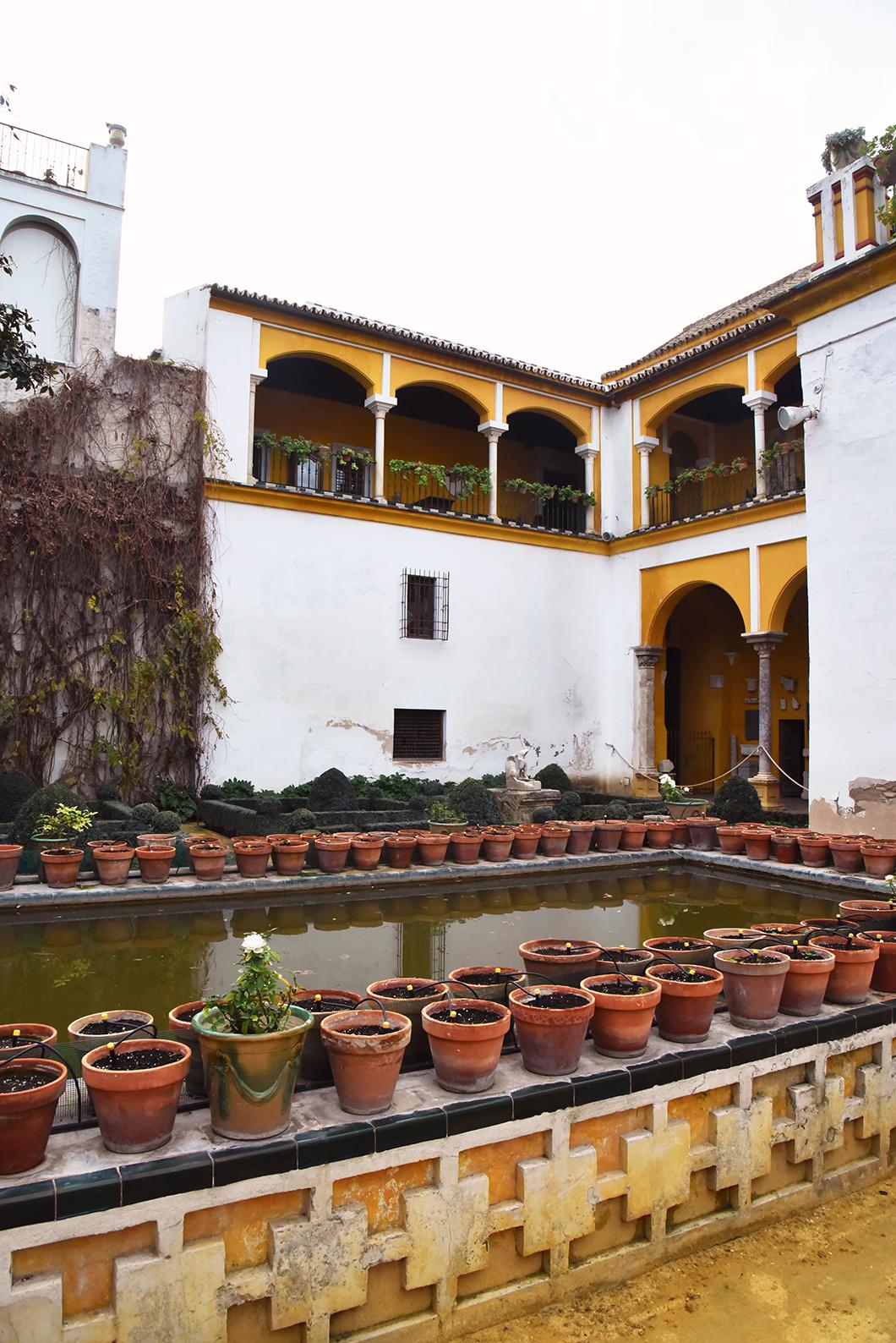 Casa de Pilatos - Visiter Séville