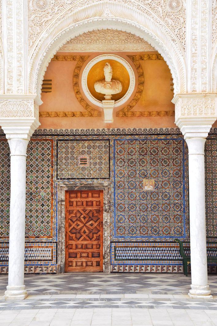 Visiter la Casa de Pilatos, un week end à Séville