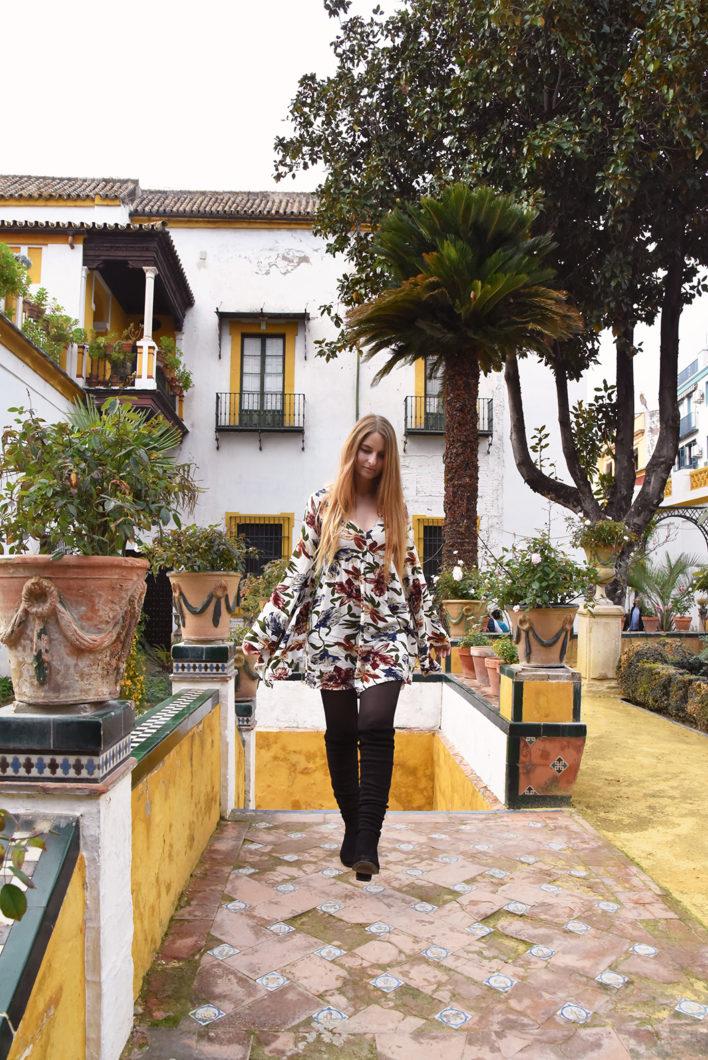 Casa de Pilatos, endroits incontournables à Séville en Espagne