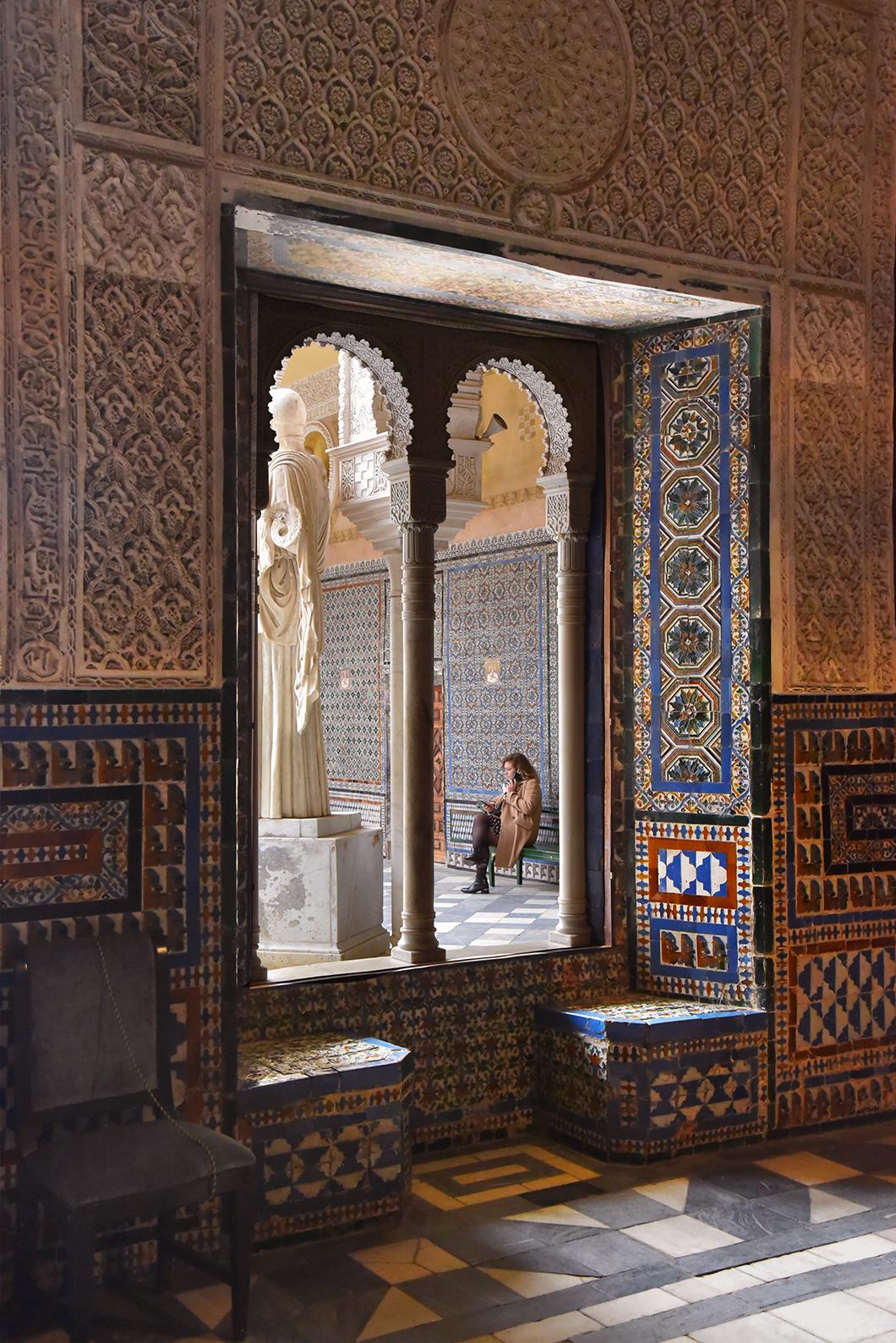 Visiter la Casa de Pilatos à Séville