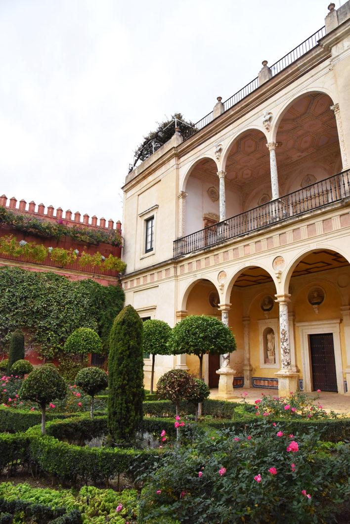 Casa de Pilatos, l'un des plus beaux endroits de Séville