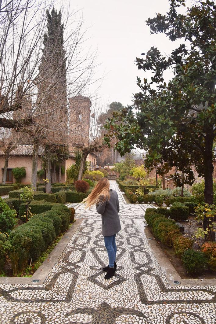 Aller à l'Alhambra, incontournable à Grenade en Espagnne