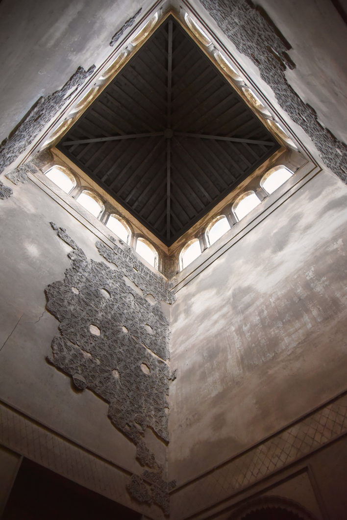 Architecture de l'Alhambra