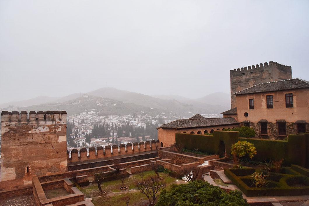 Que visiter à Grenade en Andalousie ? l'Alhambra