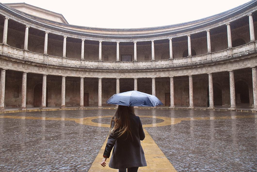 Quels sont les monuments à visiter en Andalousie ? l'Alhambra