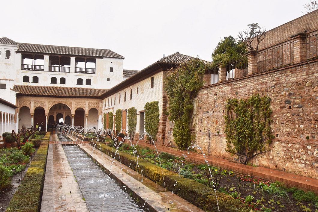 L'Alhambra, le plus beau monuments d'Andalousie