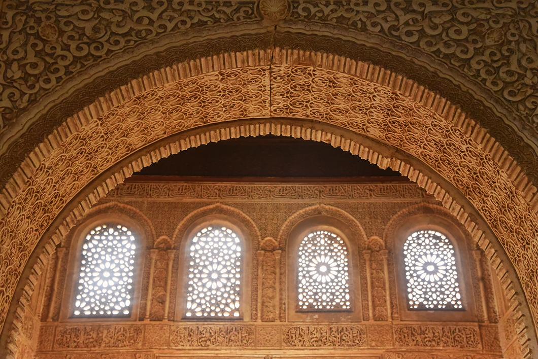 Voyage à Grenade - Visite de l'Alhambra