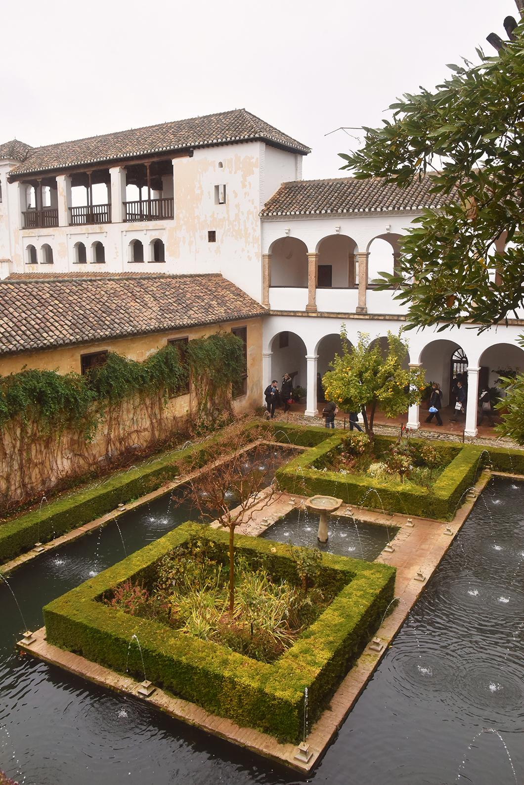 2 jours à Grenade - Visite de l'Alhambra