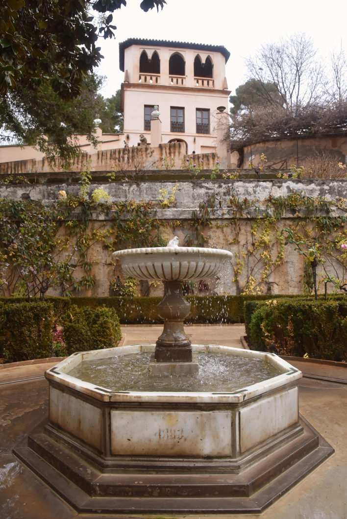 Quand visiter l'Alhambra de Grenade ?