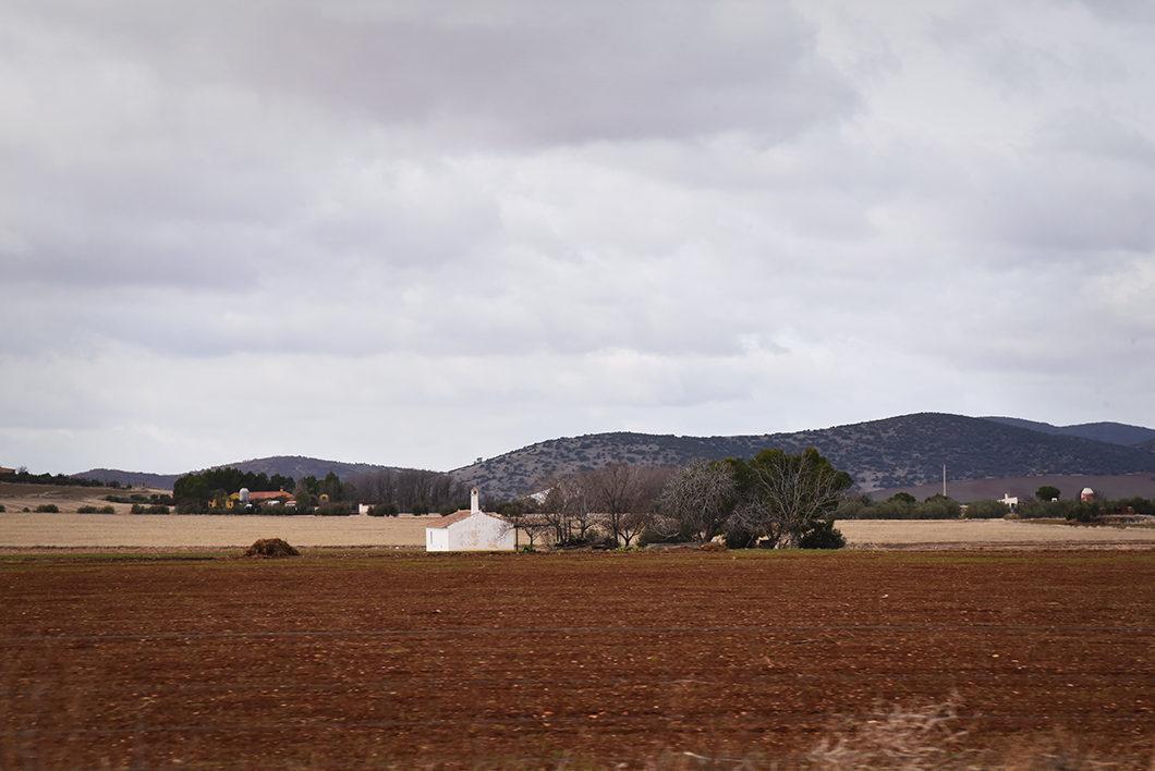 Les paysages de l'Andalousie
