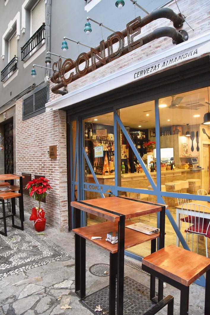 El Conde, restaurant à Grenade