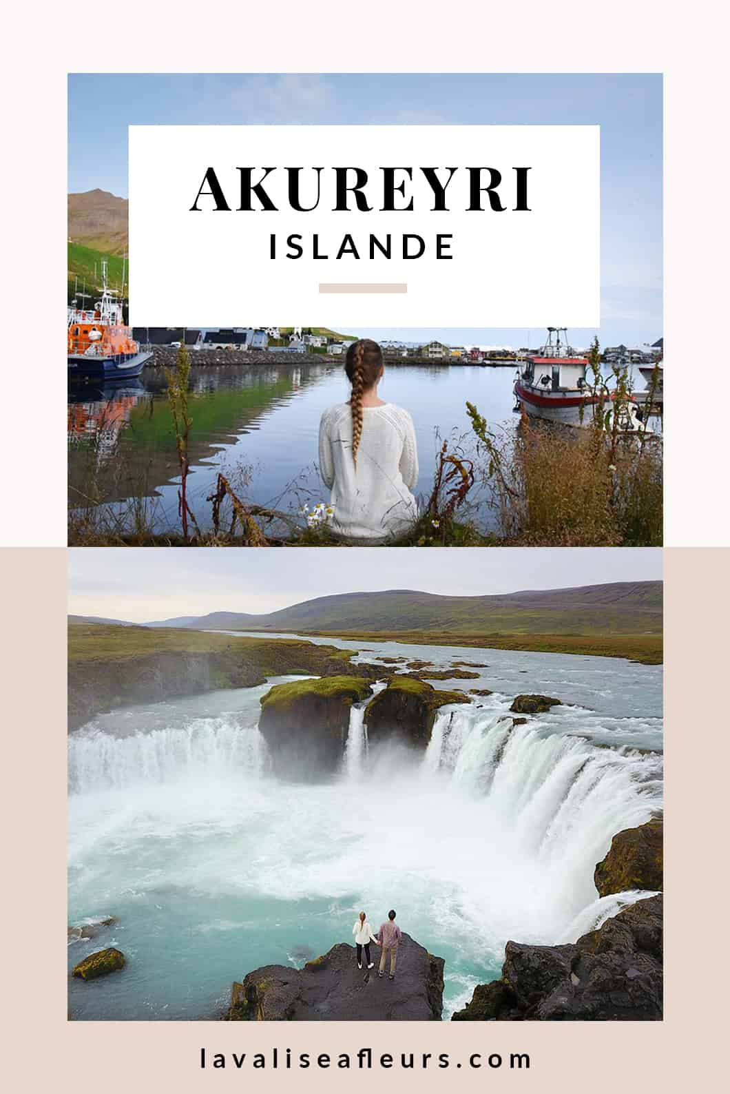 Visiter Akureyri au nord de l'Islande