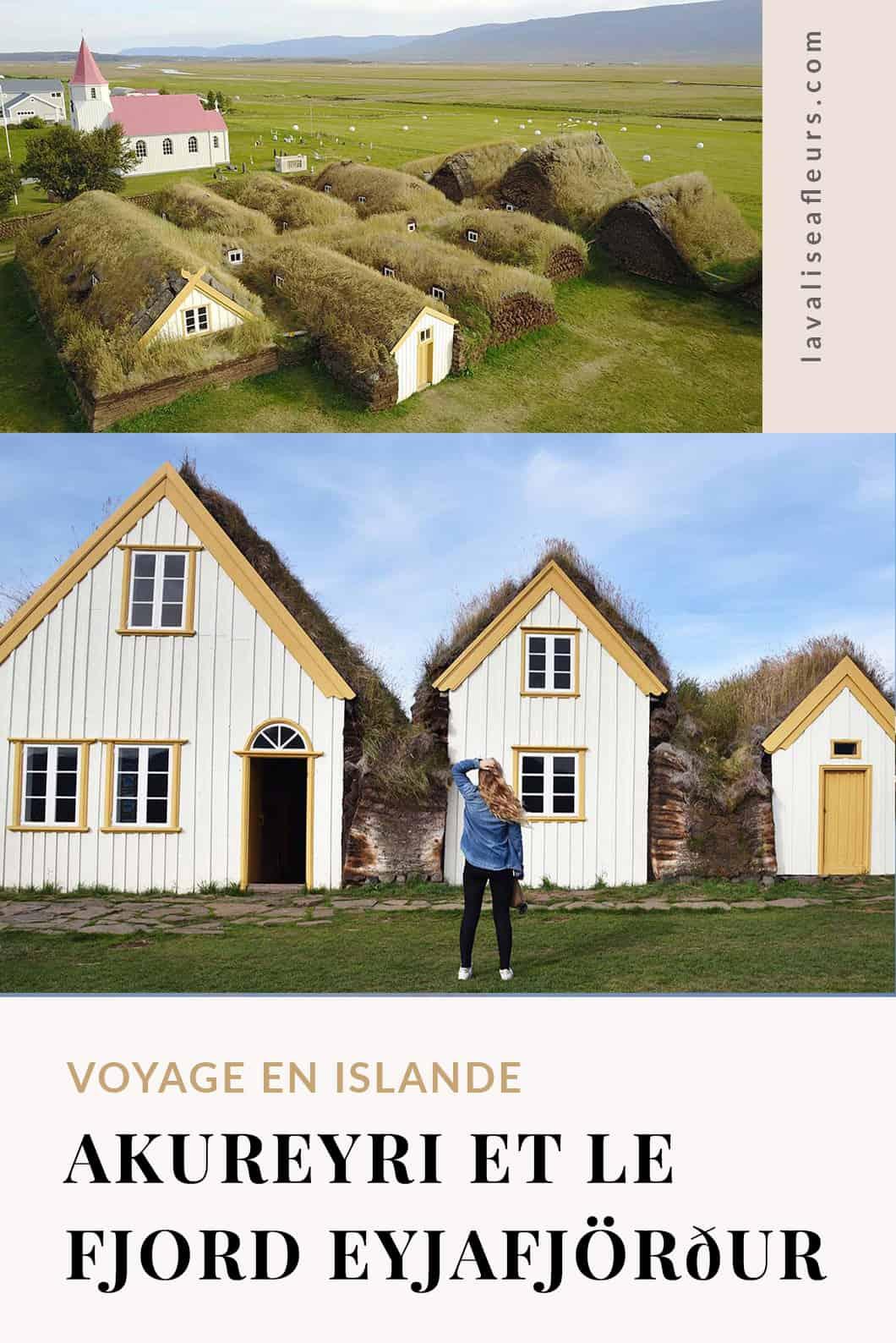 Visiter Akureyri et le Fjord Eyjafjörður en Islande