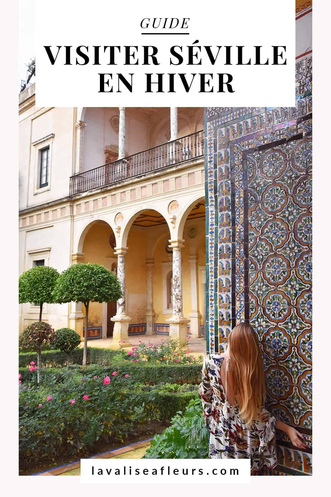 Visiter Séville en hiver, voyage en Andalousie