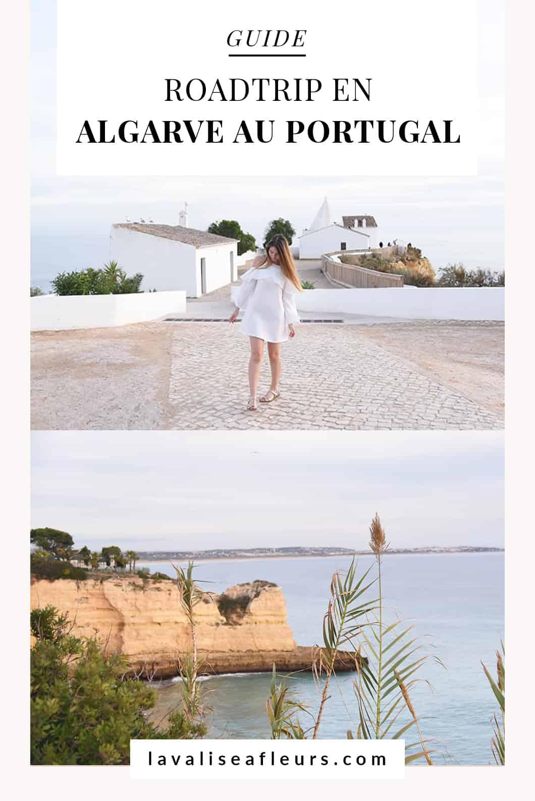 Itinéraire d'un road trip en Algarve au Portugal