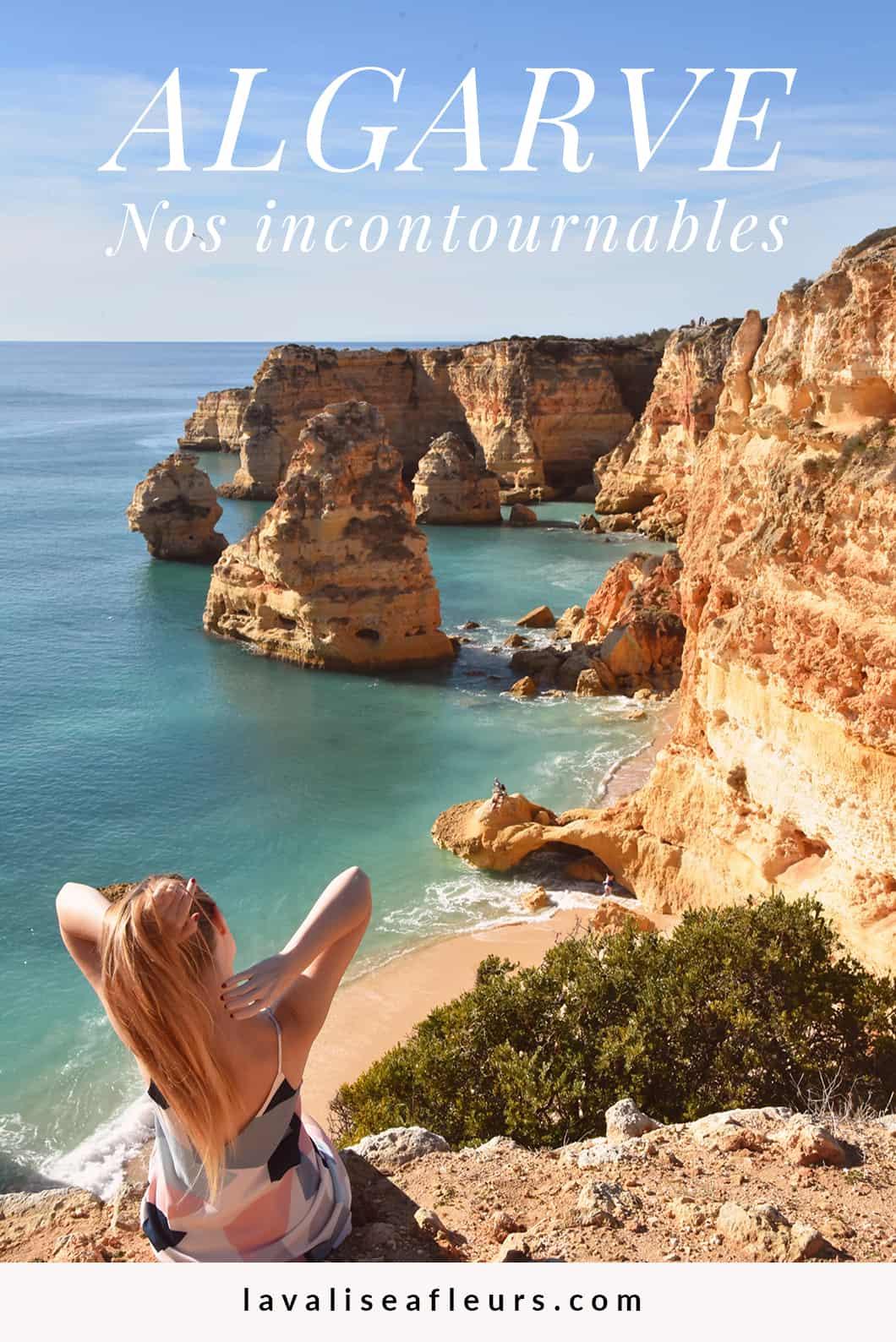 Nos incontournables à visiter en Algarve au Portugal