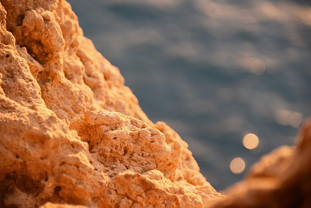 Algar Seco, super spot pour le coucher de soleil en Algarve
