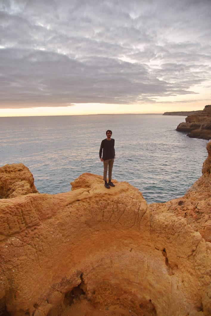 Algar Seco, meilleur spot pour le coucher de soleil en Algarve