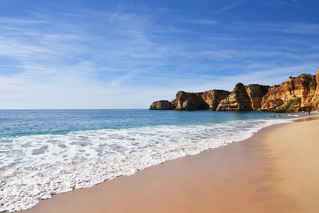 Les plus belles plages en Algarve, Praia da Marinha
