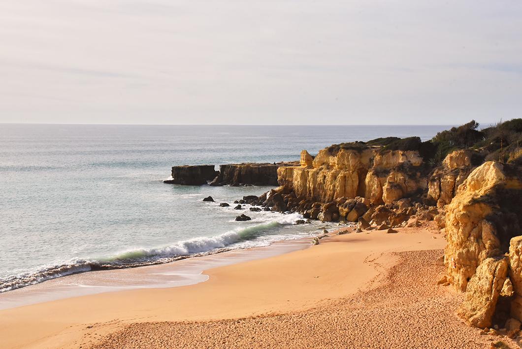 Que visiter en Algarve ? Praia do Castelo