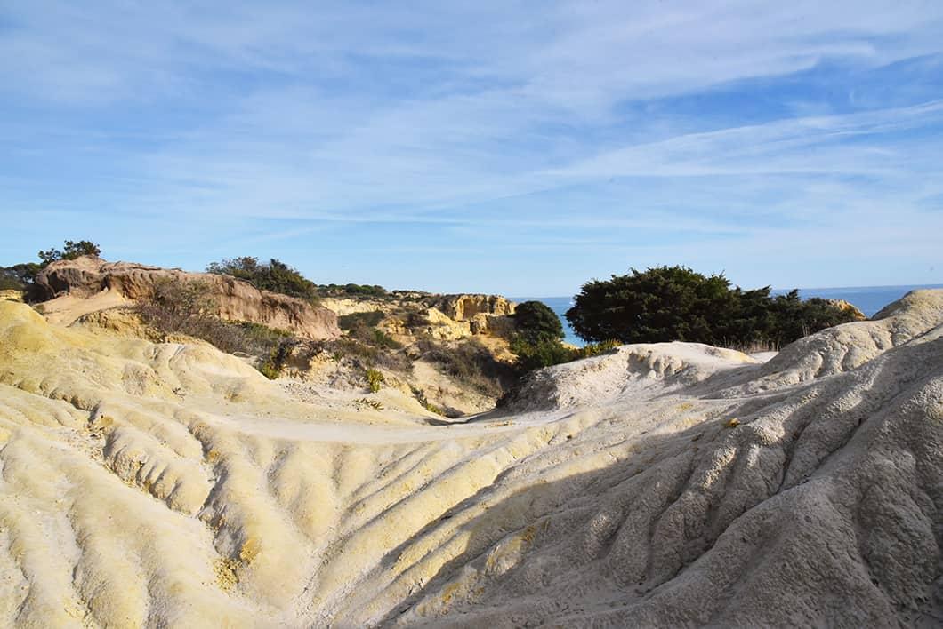 Que visiter en Algarve ? plage et falaise