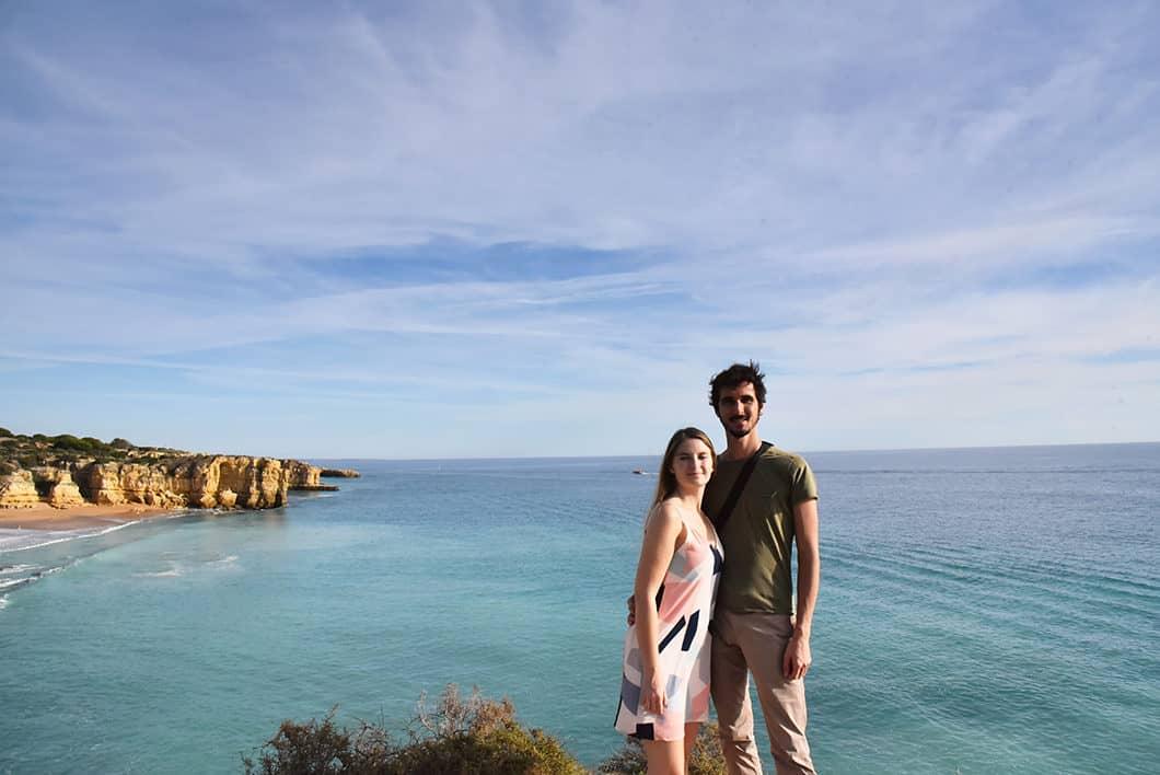 Les endroits incontournables en Algarve au Portugal, la Praia do Castelo