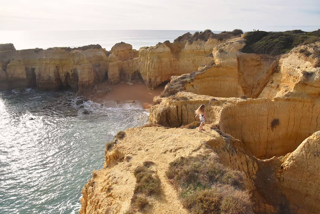Praia do Castelo, Nos endroits coups de coeur en Algarve