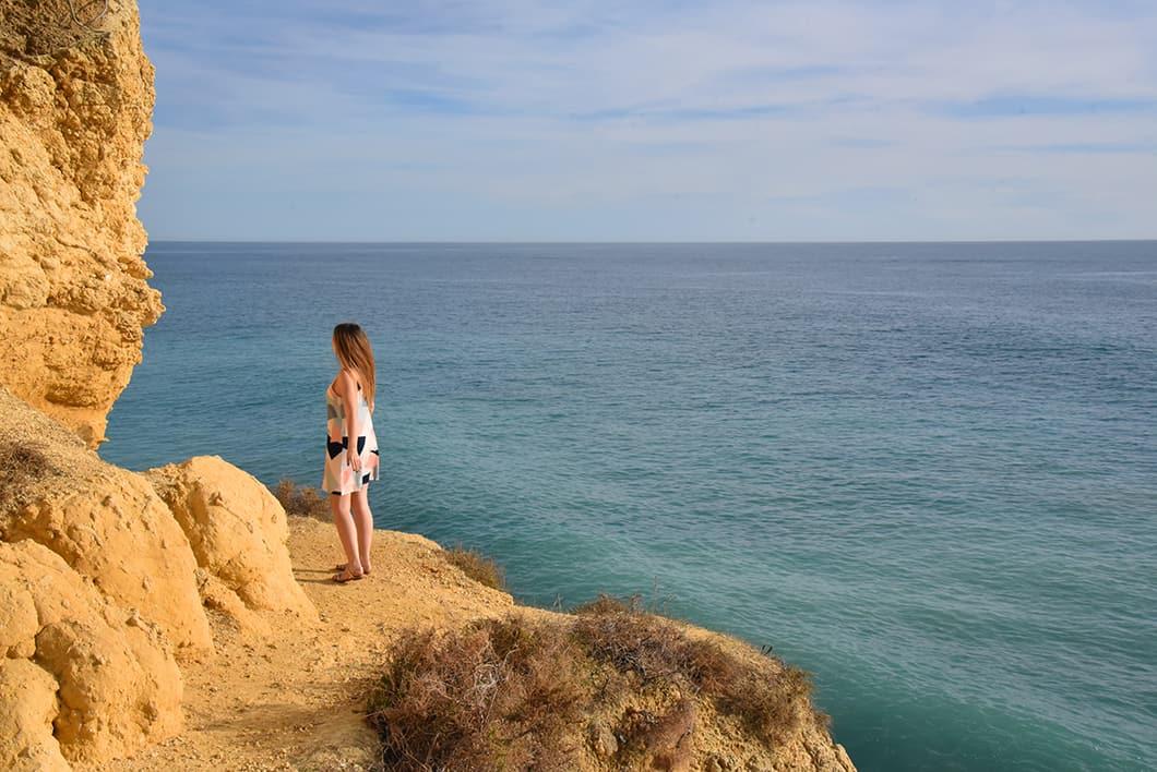 Les plus belles plages en Algarve, Praia do Castelo