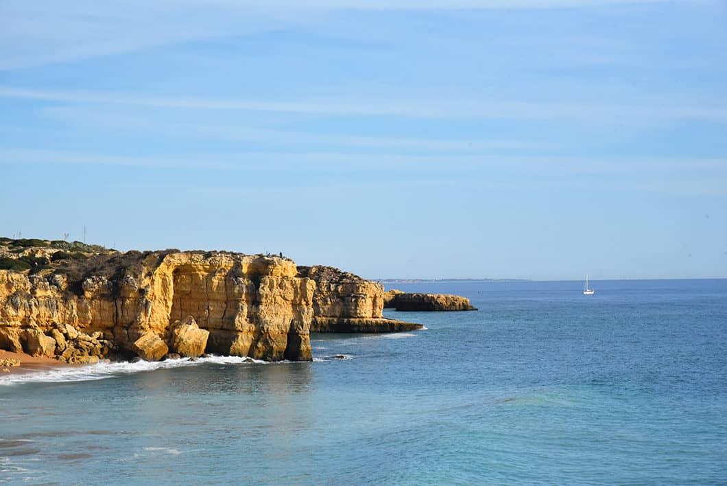 Praia do Castelo, Guide des plus beaux endroits de l'Algarve au Portugal