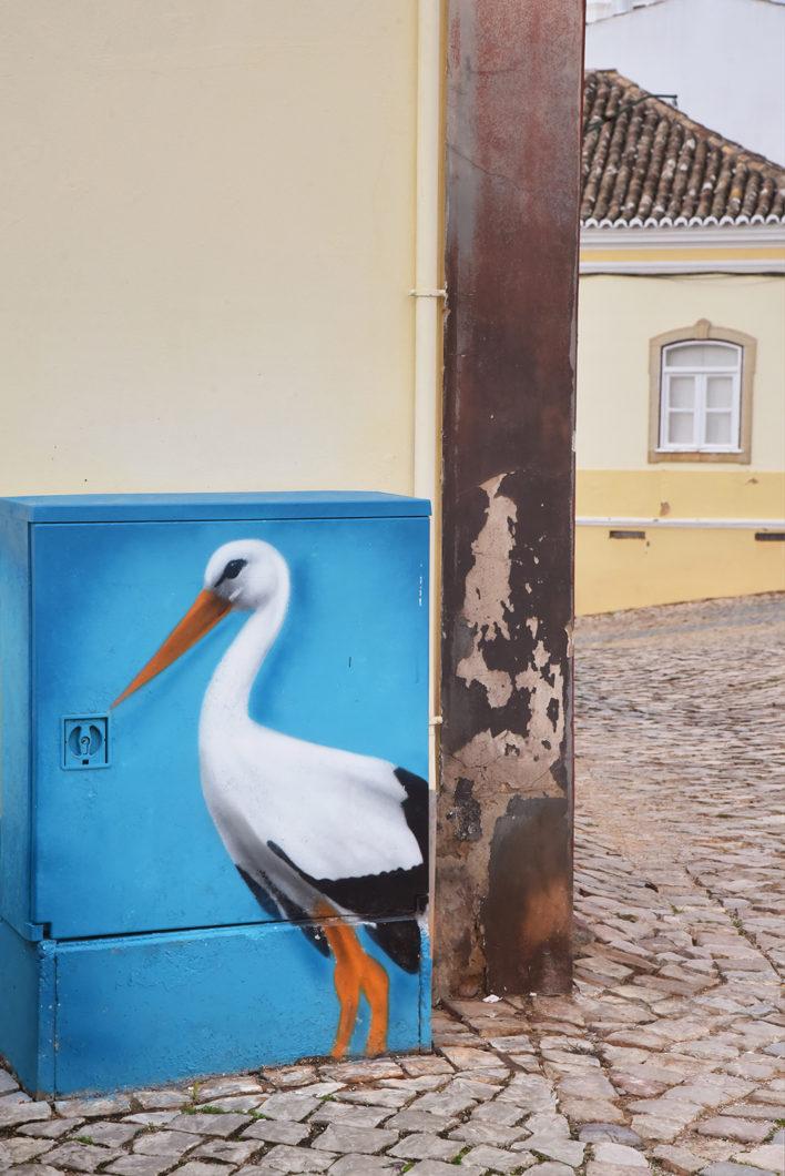 Street art à Silves