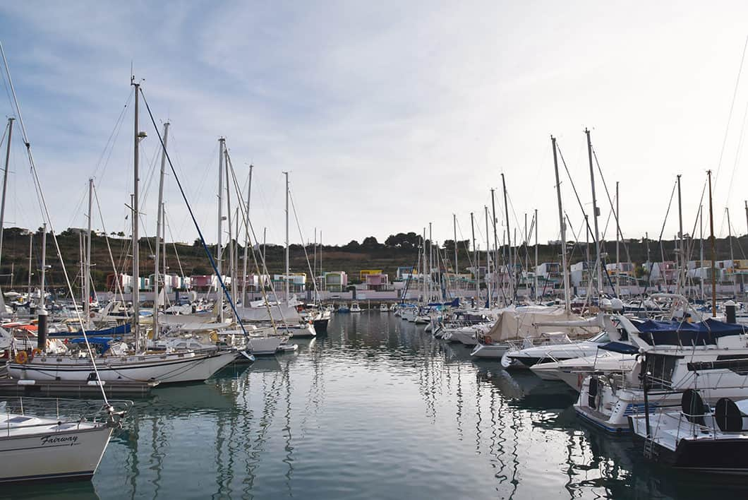 Que visiter en Algarve ? Le port de Albufeira