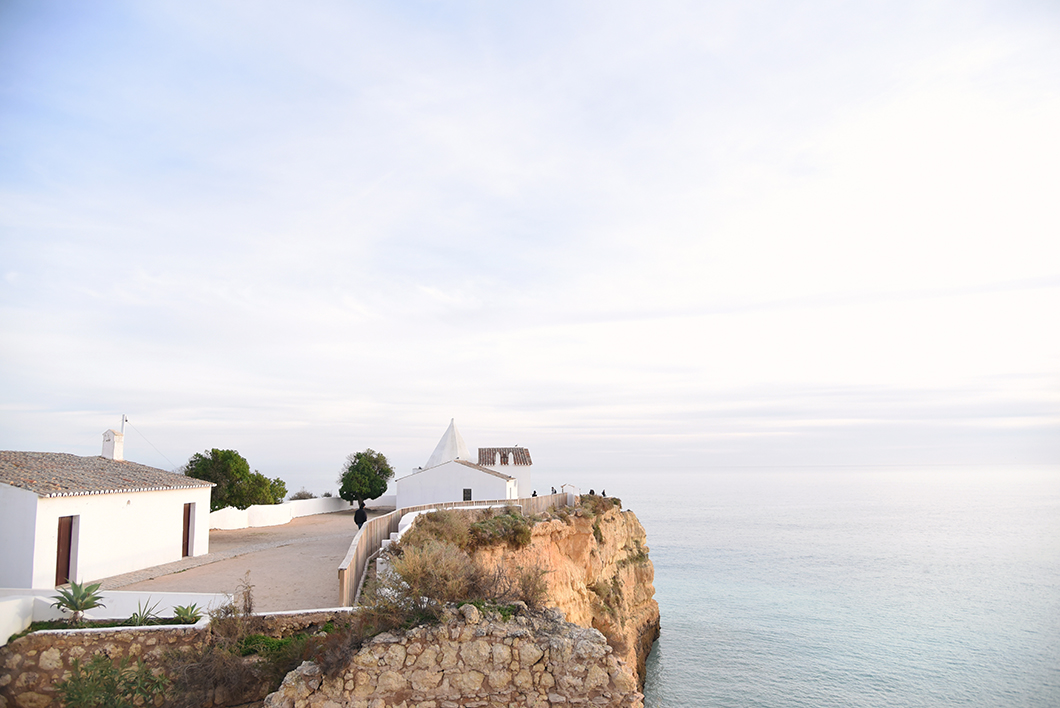 Spots coucher de soleil en Algarve - Nossa Senhora Da Rocha