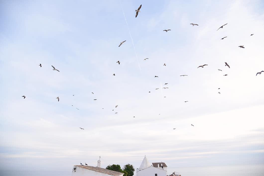 Où admirer au coucher de soleil en Algarve ? Nossa Senhora Da Rocha