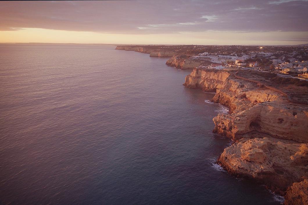 Visiter l'Algarve en hiver au Portugal