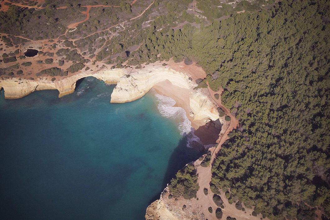 Benagil, Endroits incontournables en Algarve au Portugal