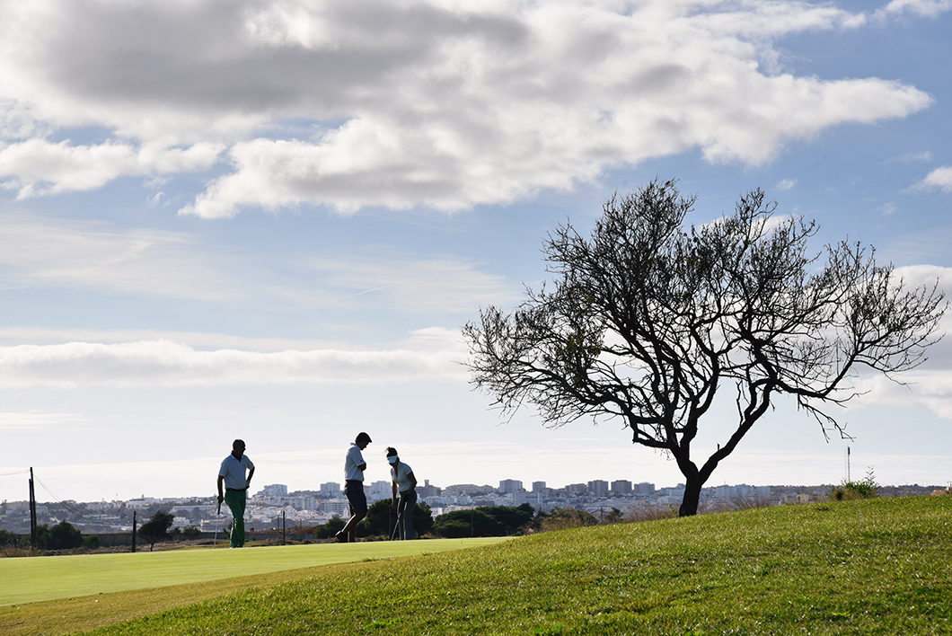 Le golf de Lagos