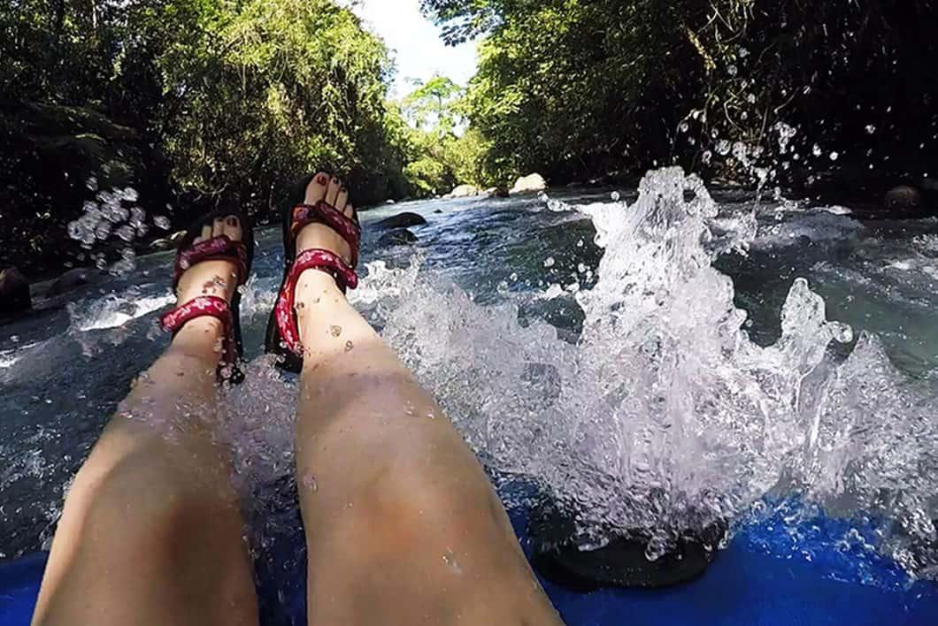 5 endroits à voir au Costa Rica, Rio Celeste