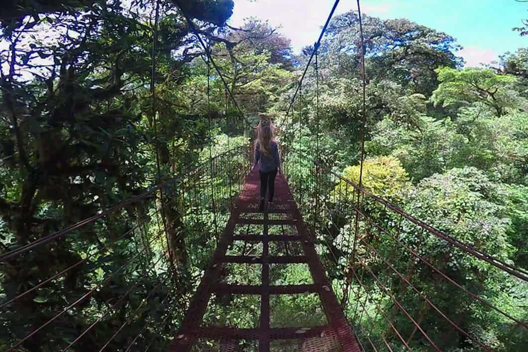 Guide du Costa Rica, visiter Monteverde