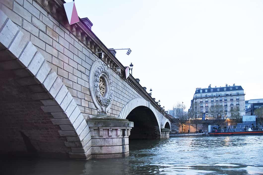 Faire une croisière à Paris