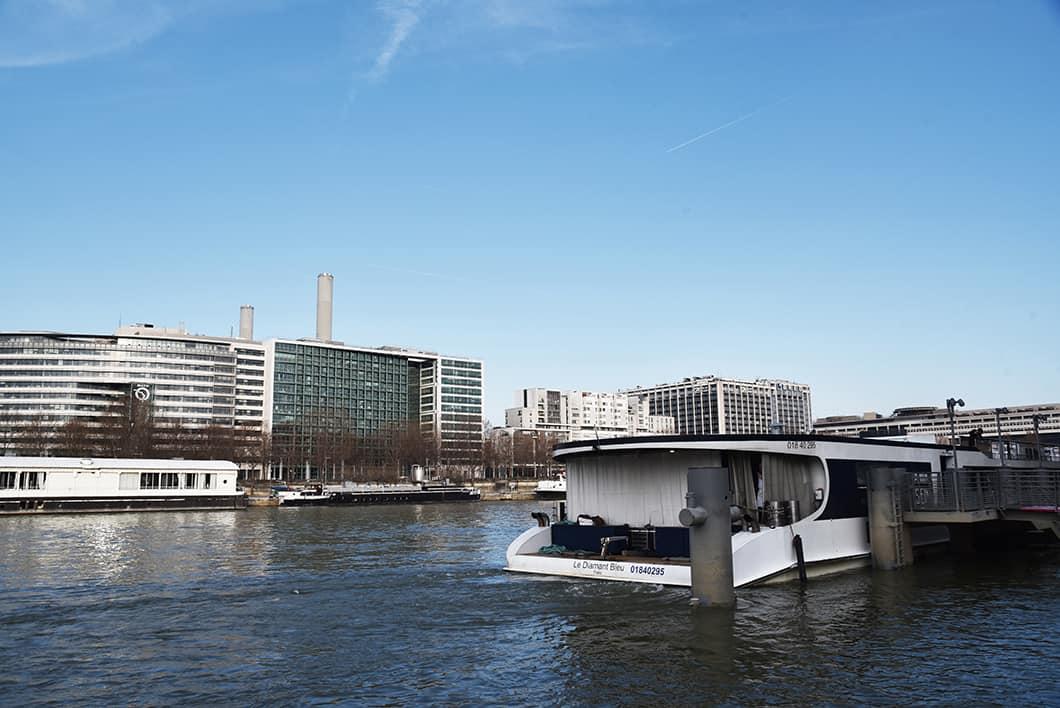 Croisière Gourmande, le meilleur bateau avec dîner sur la Seine